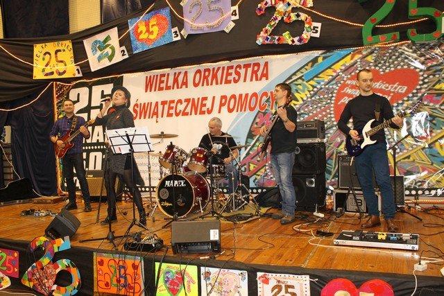 25 Finał Wielkiej Orkiestry Świątecznej Pomocy!