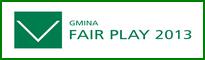 Gmina Fair Play 2013