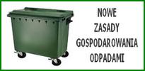 Nowe zasady gospodarowania odpadami